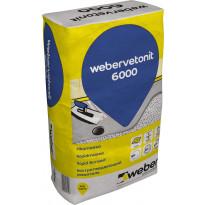 Pikamassa Weber Vetonit 6000, 20 kg