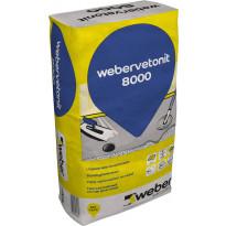Linjasaneerausmassa Weber Vetonit 8000 20 kg