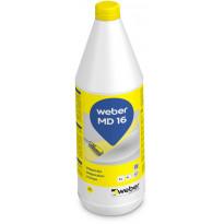Pohjustusaine Weber Vetonit MD 16 Dispersio 1 l