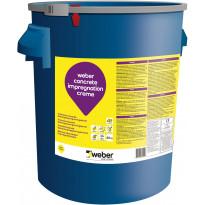 Impregnointiaine Weber Concrete Impregnation Creme 25 kg