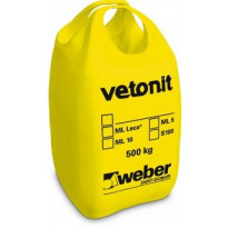 Kuivabetoni Weber Vetonit S100 500 kg