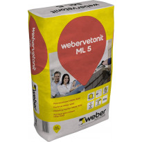 Muurauslaasti Weber Vetonit ML 5 M100/600 25 kg