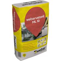 Harkkolaasti Weber Vetonit ML 10 M100/500 25 kg