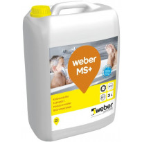 Kosteussulku Weber Vetonit MS, 3 l