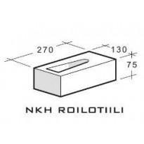 Roilotiili Kahi NKH 270x130x75