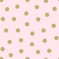 Tapetti Precious 347677, 0.53x10.5m, vaaleanpunainen