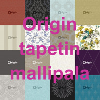 Origin tapetin mallipala