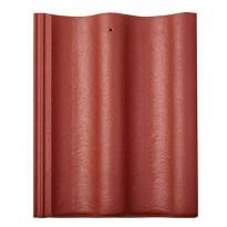Kattotiili Ormax tupapunainen