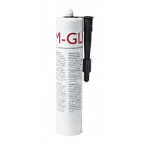 M-Glue Ormax 290 ml musta