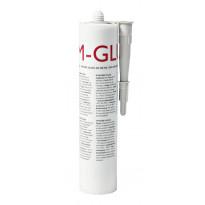 M-Glue Ormax 290 ml tummanharmaa