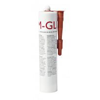M-Glue Ormax 290 ml savitiilenpunainen