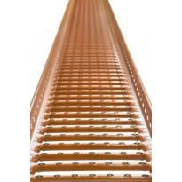 Kattosiltapaketti Ormax 3 m savitiilenpunainen