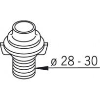 Oras läpivientikappale 126753-15