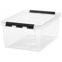 Säilytyslaatikko SmartStore Classic 15, läpinäkyvä