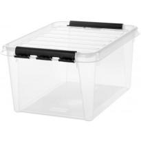 Säilytyslaatikko SmartStore Classic 31, läpinäkyvä