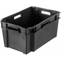 Varastolaatikko SmartStore Basic, 50l, musta