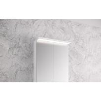 LED-valolippa Otsoson Luvia, 500mm, valkoinen