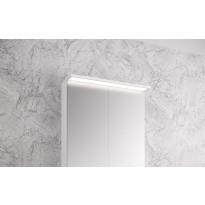 LED-valolippa Otsoson Luvia, 600mm, valkoinen