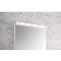 LED-valolippa Otsoson Luvia, 800mm, valkoinen