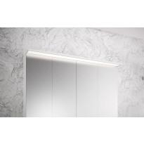 LED-valolippa Otsoson Luvia, 1000mm, valkoinen