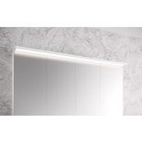LED-valolippa Otsoson Luvia, 1200mm, valkoinen
