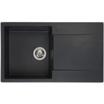 Keittiöallas Otsoson Reginox Amsterdam 10, 860x500mm, musta