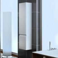 Korkeakaappi Element 300, 300x1600x386mm, valkoinen