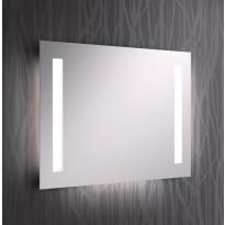 Musiikki- / LED-valopeili POP, 600x700mm