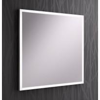 Alumiinikehävalopeili EVO, 800x700mm, Verkkokaupan poistotuote