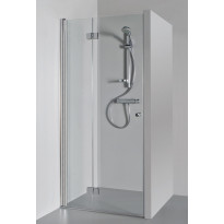 Taittuva suihkuseinä Goda, 60X210, vasen