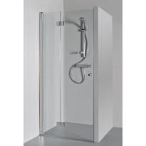 Taittuva suihkuseinä Goda, 80X210, oikea