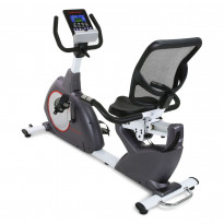 Kuntopyörä Trekkrunner TR8718Ri, max. 120kg, 6kg magneettivastuksella ja istuimella