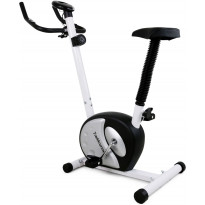 Kuntopyörä Trekkrunner TD001-20, max 100kg, 4kg vauhtipyörällä ja sykemittarilla