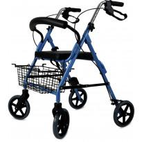 Rollaattori Lyfco CA882L, sininen, 8kg, sisä- ja ulkokäyttöön