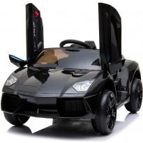 Lasten sähköauto Lyfco, 12V, 2x25W, musta
