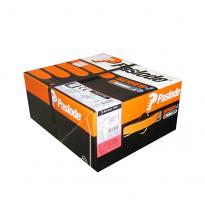 Naulakaasupakkaus Paslode RounDrive IM90- ja IM100-naulaimiin 90X3,1 kirkas sileä 2500 kpl/pkt