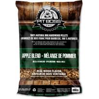 Pelletti Pit Boss Hardwood Omena, 9 kg