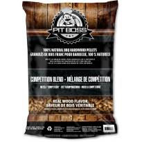 Pellettisekoitus Pit Boss, 9 kg, Competition Blend