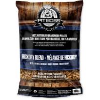 Pelletti Pit Boss Hardwood Hickory, 9 kg