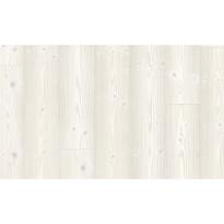 Vinyyli Pergo Modern plank, Nordic valkoinen mänty, Premium, 1514 x 210 x 4,5 mm, 4V