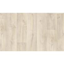 Vinyyli Pergo Modern plank, vaalea village tammi, Premium, 1514 x 210 x 4,5 mm, 4V