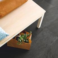 Vinyyli Pergo Tile Premium Rigid Click, Black Scivaro Slate, 610x303x5mm