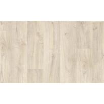 Vinyyli Pergo Modern plank, vaalea tammi, Optimum, 1514 x 210 x 4,5 mm, 4V