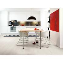 Laminaatti Original Excellence, Modern Lauta, 4V, Sensation Frost, valkoinen, tammi, lauta