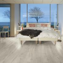Laminaatti Pergo Original Excellence Elegant Plank, rustic grey harmaa tammi, lauta