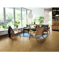 Laminaatti Pergo Original Excellence Vasa Pro Natural Chevron Oak, tammi, lauta, 2-sivuviiste