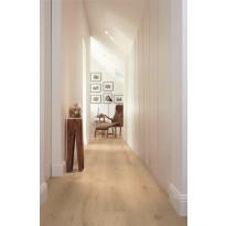Laminaatti Living Expression, Wide Long Plank, 4V, Sensation Seaside, beige, tammi, lauta