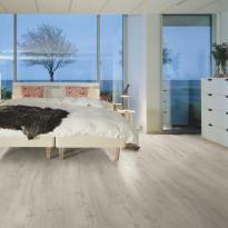 Laminaatti Pergo Living Expression Elegant Plank, rustic grey harmaa tammi, lauta