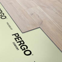 Vinyylilattian alusmateriaali Pergo Comfort Vinyl, 15m²