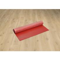 Alusmateriaali vinyylille Pergo Sunsafe, 1.5 mm, 10.00 m²/pkt, punainen, Verkkokaupan poistotuote
